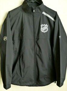 NHL Fanatics Hockey Pro Rinkside Full-Zip Jacket S NEW