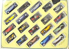 Vintage Classic Cars Die Cast Fastwheel