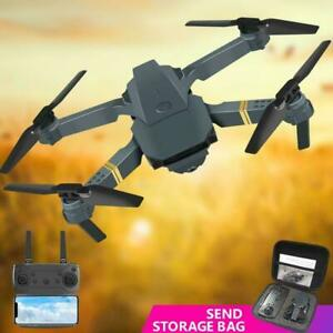 E58 FPV Wifi HD Camera Drone Aircraft Foldable Quadcopter LZ Toy Selfie