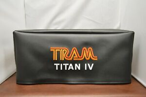 Tram Titan IV Signature Series Radio Dust Cover
