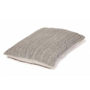 Bobble Soft Pewter Duvet Cover Medium 71x98cm