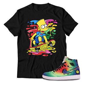 J Balvin x Air Jordan 1 High Sneaker Unisex Shirt Clothing, Jordan Shirt
