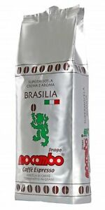(13,90,-/Kg) Mocambo - BRASILIA 6x1000g Bohnen Kaffee Espresso