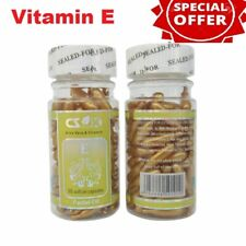 E VITAMIN 100% HYALURONIC ACID FACIAL SERUM SKIN CARE ANTI AGING WRINKLE AGELESS