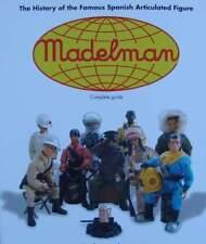 LIVRE/BOOK : MADELMAN - SPANISH ARTICULATED FIGURE (figure,petit soldats,action)