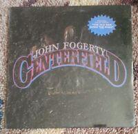 John Fogerty Centerfield 1985 Release SEALED LP Vinyl Record