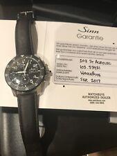 Sinn 103. St Auto Pilot Mens Wrist Watch Automatic Chronograph Day & Date