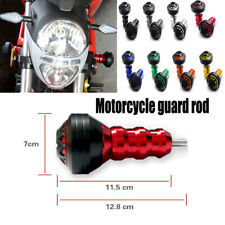 Motorcycle CNC Exhaust Frame Slider Falling Protector Anti Crash Caps Durable
