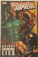 SQUADRON SUPREME: BRIGHT SHINING LIES / 2009 / MARVEL English 8.0 VERY FINE +