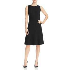 Kobi Halperin Womens Ezra Black A-Line Wear to Work Dress XS BHFO 5961