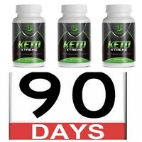 Keto Diet Pills Keto xtreme Best Weight Loss Carb Blocker Fat Burner 90 Day Pack