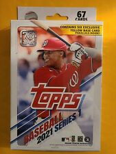 2021 Topps Series 1 Hanger Walgreens MLB Baseball Cards