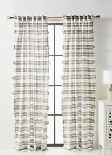 "New Anthropologie Pamela Curtain - 1 Panel Only 50"" x 96"""