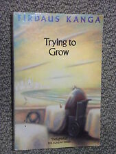 Trying to Grow by Firdaus Kanga 1991 Poignant Tender Sunny Fluent Teeming Bombay
