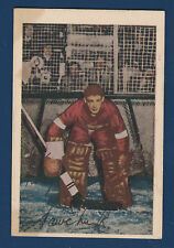 TERRY SAWCHUCK 52-53 PARKHURST 1952-53 NO 86  LOOKS NICE  4908