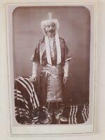 2grands portraits CDV Pierre Loti ? Orientalisme Egypte