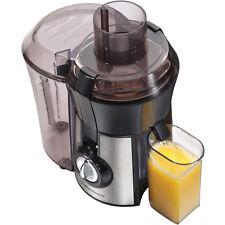 Hamilton Beach 67608Z 800 Watts Big Mouth Juicer - Stainless Steel