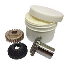Kitchenaid mixeur worm gear abonné, biseauté gear, hub gear & 100g de graisse