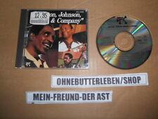 CD Jazz Jackson, Johnson Brown & Company - Same (7 Song) PABLO JAPAN