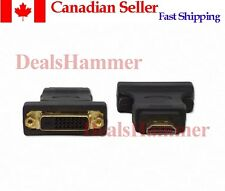 DVI to HDMI Male to Female M-F Adapter Converter for HDTV DVD PC