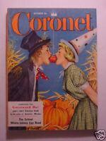 CORONET October 1956 Israel GAZA Strip LAWRENCE WELK ROYAL DANISH BALLET +++
