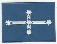 EUREKA EX LARGE SOUTHERN CROSS IRON ON  PATCH BUY 2 GET 1 FREE