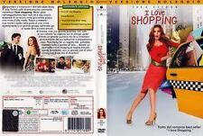 Dvd - I LOVE SHOPPING- (USATO EX NOLEGGIO)