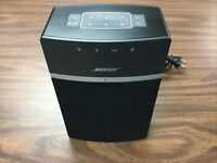 Bose SoundTouch 10 Wireless Speaker Black ( NO REMOTE) TESTED WORKING 4CHARITY