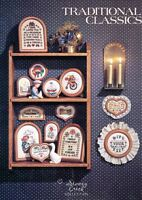 Stoney Creek Collection Traditional Classics Book 23 for Counted Cross Stitch