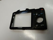 OEM Genuine Rear Back Cover with Window Replacement for Canon SX510 Camera
