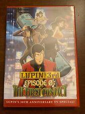 Lupin the 3rd Episode 0 DVD Official Discotek Media Release