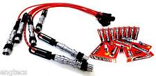 RACING BREMI Brisk CANDELE zündleitung frase ROSSO 2.8 v6 VW BORA GOLF 204ps