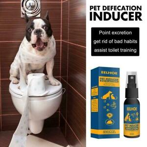 Dog Potty Training Aid Puppy Pet Toilet Training Spray Toilet liquid R4J4 Fast