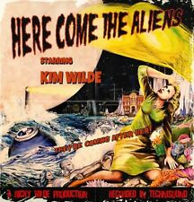 Kim WIlde - Here Come the Aliens - New Limited Edition Coloured Vinyl LP