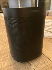 Sonos One SL Black - Wireless Speaker -  Excellent Condition