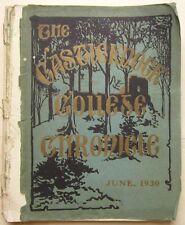 Castleknock College Chronicle Dublin  Ireland 1930 yearbook St. Vincent's school