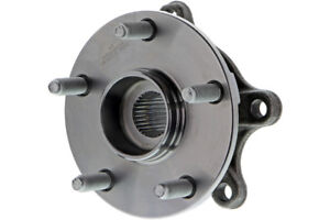 Wheel Bearing and Hub Assembly Front Right Mevotech MB86303