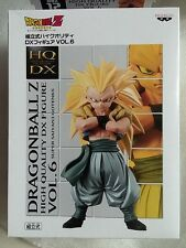 龍珠改Banpresto Dragonball Dragon Ball Z Kai HQDX Vol.6 Super SaiYan 3 SS3 Gotenks