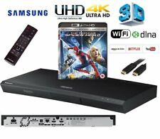 Samsung UBD-K8500/XU SMART 4k Ultra HD 3D WIFI BLU-RAY/DVD/CD PLAYER & 4K titolo