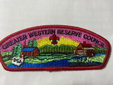GREATER WESTERN RESERVE COUNCIL ORG BDR SA-13 CSP