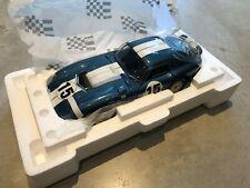 1965 Cobra Daytona #15 Dan Gurney Exoto blue / bleu 1/18 (neuve / new)