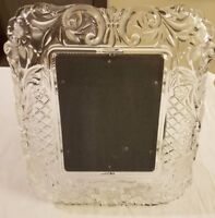 """MIKASA TIMELESS LOVE 15""""X13"""" WEDDING PICTURE GLASS FRAME MADE IN GERMANY"""