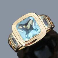 Ring Gr 64 Fingerring Gold gefüllt Herrenring Silberring Goldring Siegelring