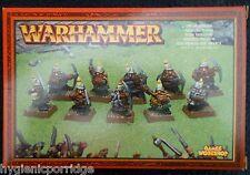 1993 Marauder Enano Miner ingeniero zapador Warhammer regimiento ciudadela Fighter MIB