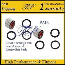 Rear Wheel Bearing & Seal Set For 2004-07 SUBARU IMPREZA (WRX STI)-PAIR