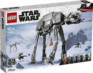 LEGO 75288 Star Wars AT-AT Walker Toy 40th Anniversary Set *NEW*&*FREE POSTAGE*