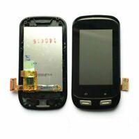 BackÉcran LCD Tactile Screen Numériseur Assemblée Pour Garmin Edge 1000