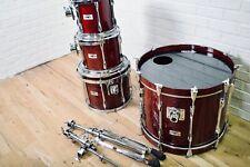 Yamaha Recording Custom drum set kit Japan made excellent condition-22 10 12 15