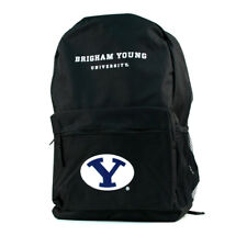 NCAA Brigham Young University Cougars Black Backpack