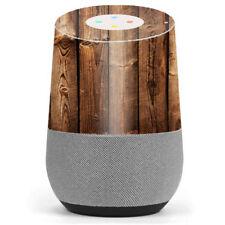 Skin Decal for Google Home / Wood Panels Cherry Oak